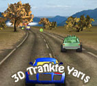 3D Trafikte Yarış
