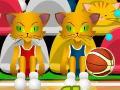 Basketbolcu Kedicikler Oyunu