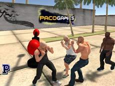 Brawls Online Dövüş Oyunu 3D
