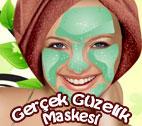 Gerçek Güzellik Maskesi