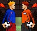 İki Kişilik Futbol Maçı Oyunu