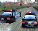 3D Polis Yarışı Oyunu Oyna