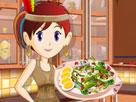 Fasulye Salatası Oyunu Oyna