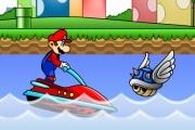 Mario Jet Ski Oyunu