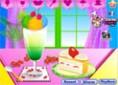 Meyveli Dondurma Shake Oyunu