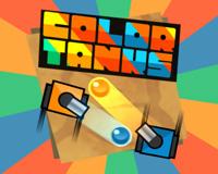 Renkli Tank Oyunu