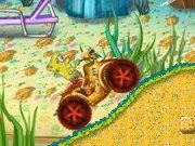 Spongebob ATV Yarış Oyunu Oyna