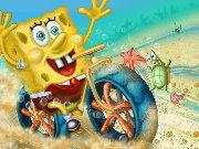 Spongebob Motorsiklet 2 Oyunu Oyna
