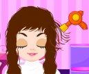 Süslü Saç Modelleri Oyunu Oyna