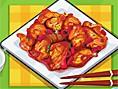 Çin İşi Tavuk Tarifi
