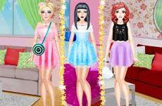 Miki'nin Güzel Kıyafetleri