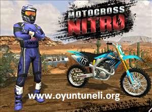 3D Motocross Nitro Oyunu